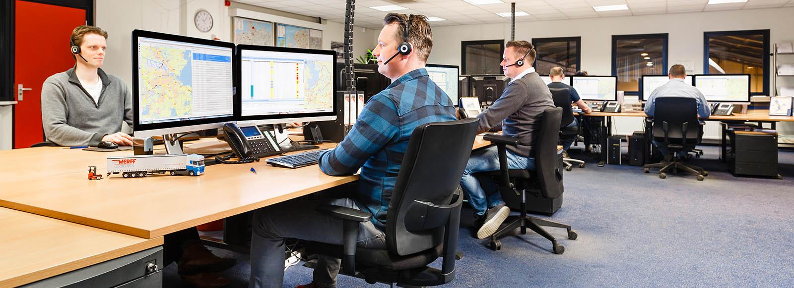 Planning hoofdkantoor Heerenveen