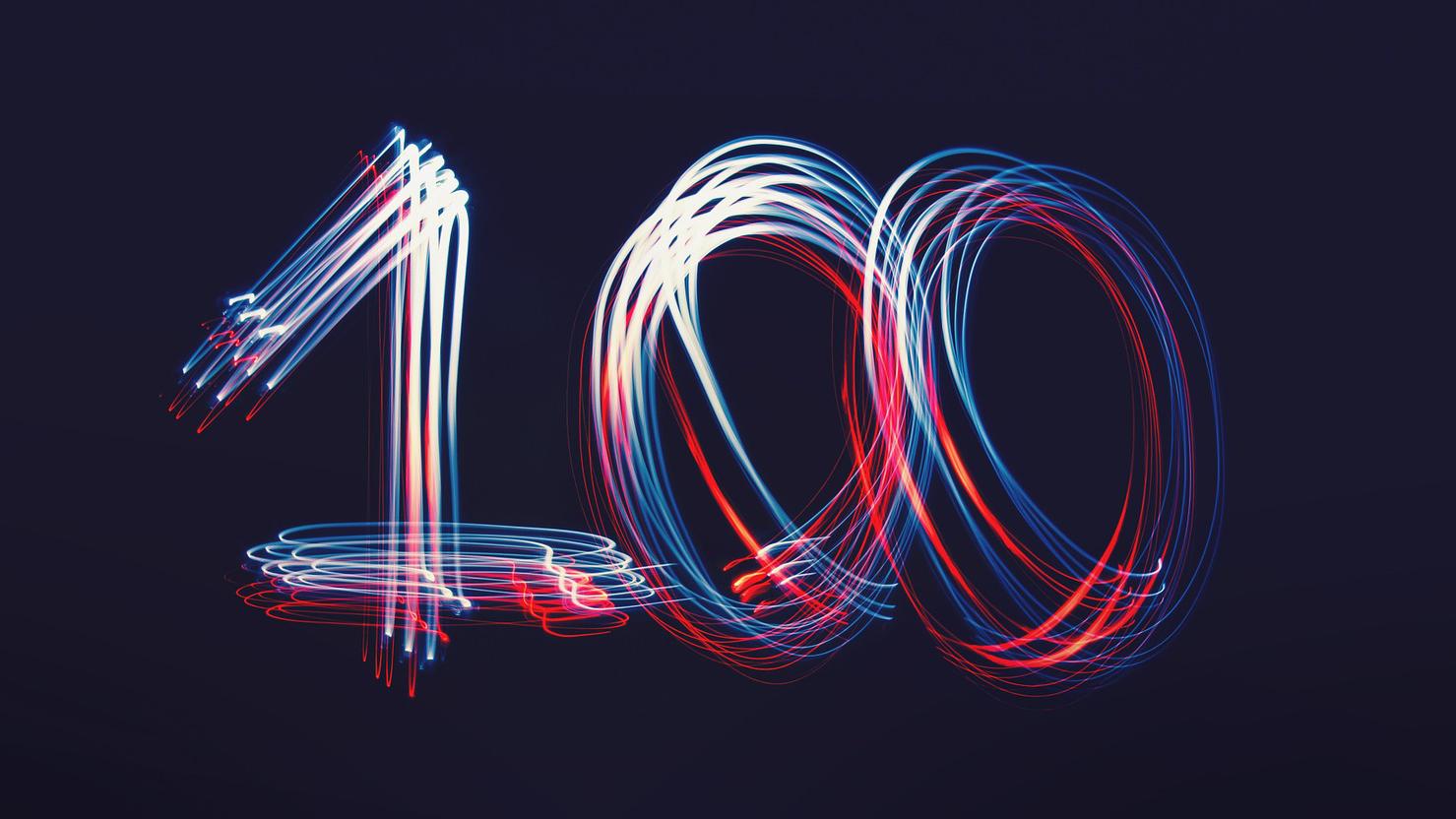 100 jaar Van der Werff Logistics